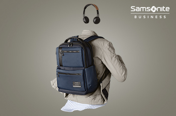 Снова в офис с Samsonite!