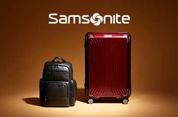 Скидки в Samsonite
